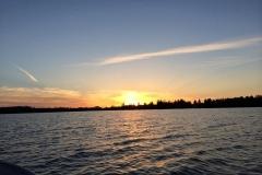 Kulka_sunset