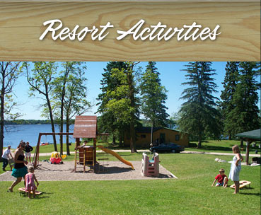 Activities at Eagle Ridge Resort